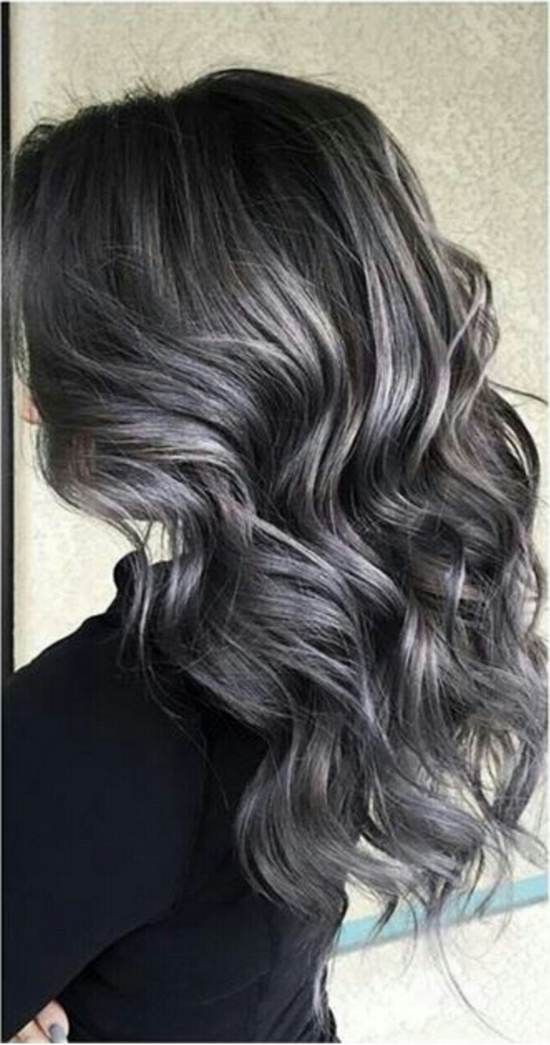 40 Absolutely Stunning Silver Gray Hair Color Ideas - Hair Colour Style