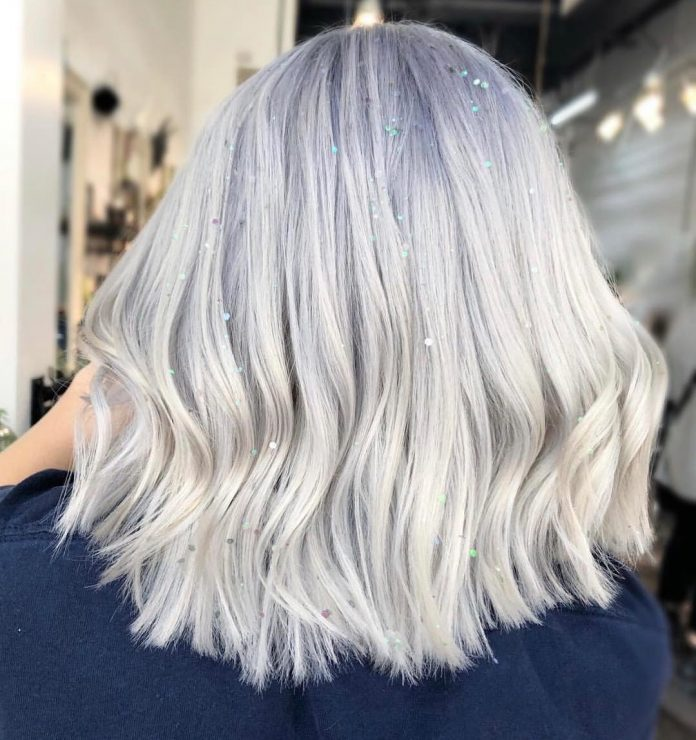 Stunning Platinum Blonde Hair Color Inspirations for 2019.