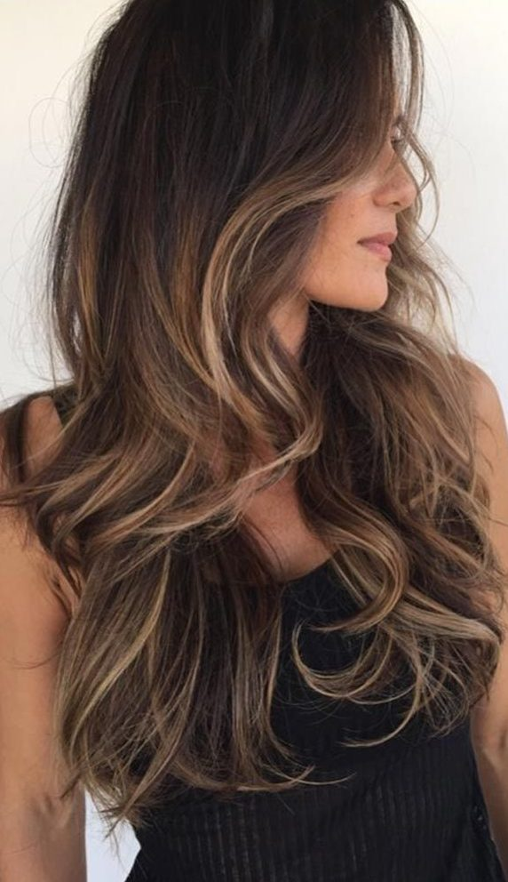 20 Hottest Highlights For Brown Hair To