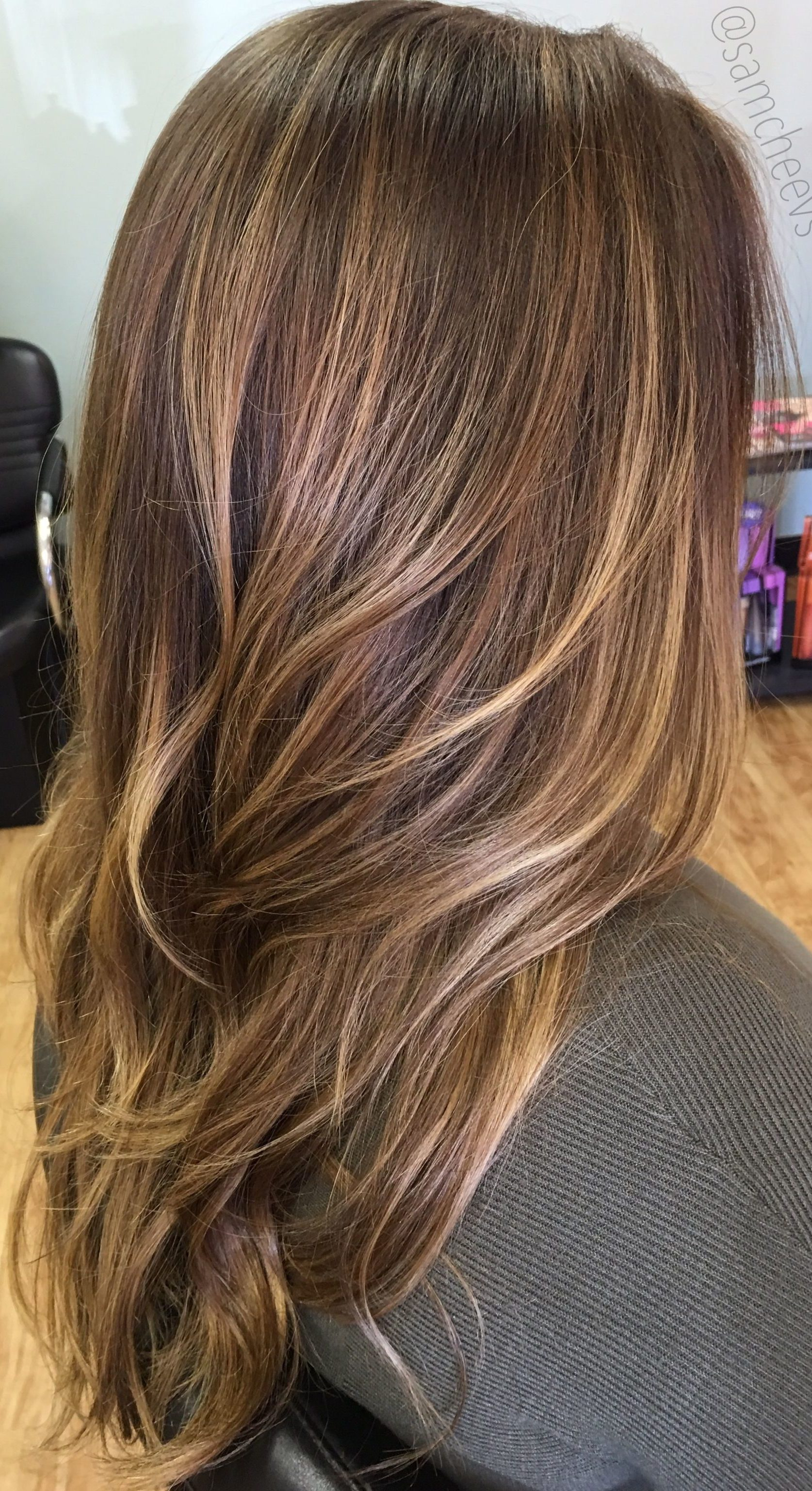 20 Brown Hair With Highlights 2019