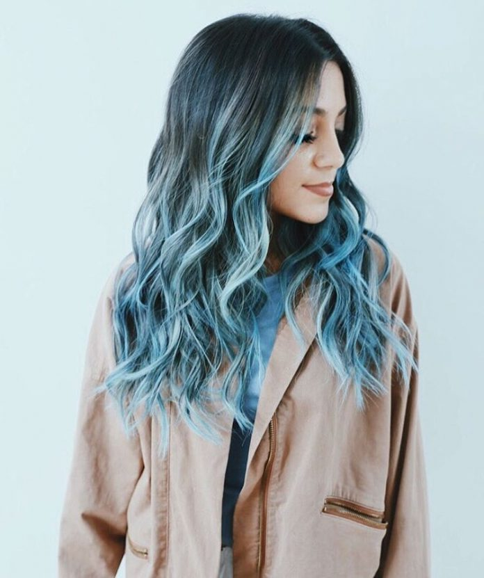 610a67c5a 25 Pastel Blue Hair Color Ideas - Hair Options to Try in 2019 - Hair ...