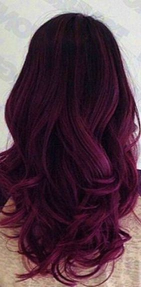 29 Dark Purple Hair Colour Ideas to Suit any Taste in 2019 ...