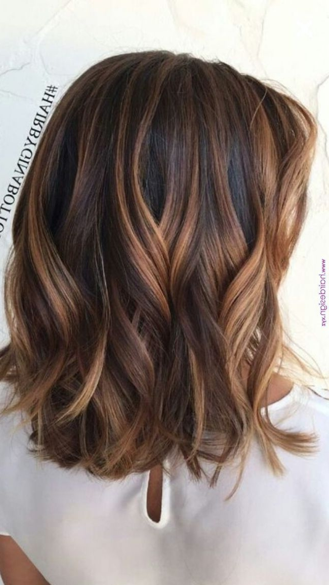 37 Hair Colour Trends 2019 For Dark Skin That Make You Look Younger