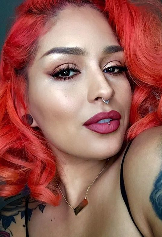 38 Orange Hair Color Ideas That Are Trending For 2019