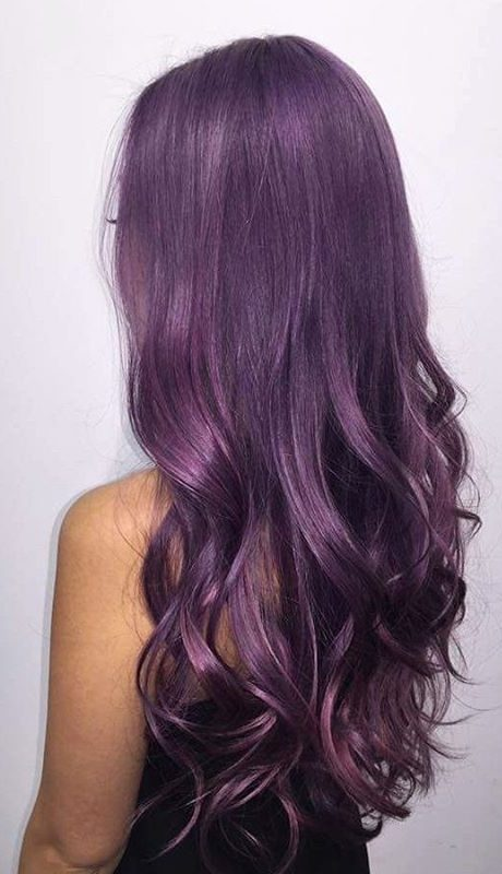 38 Shades Of Purple Hair Color Ideas You Will Love Hair