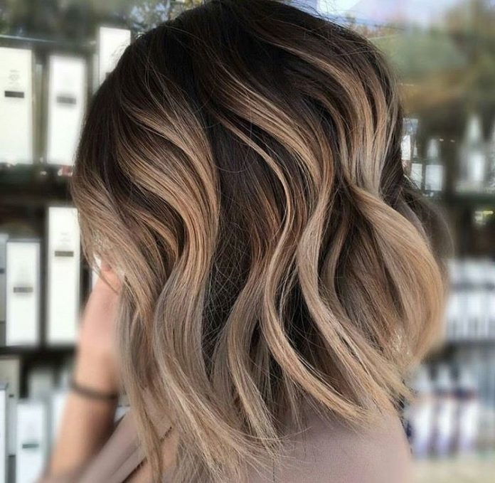 45 Dark Brown to Light Brown Ombre Long Hair Color Ideas - Hair ...