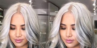 28 Amazing Gray Ombré Inspirations - Hair Colour Trends for 2019
