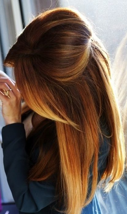 Hair Color Ideas 2019 31 Copper Brunette Hair Color Ideas for This Spring 2019   Hair