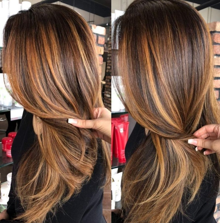 31 Copper Brunette Hair Color Ideas for This Spring 2019 ...