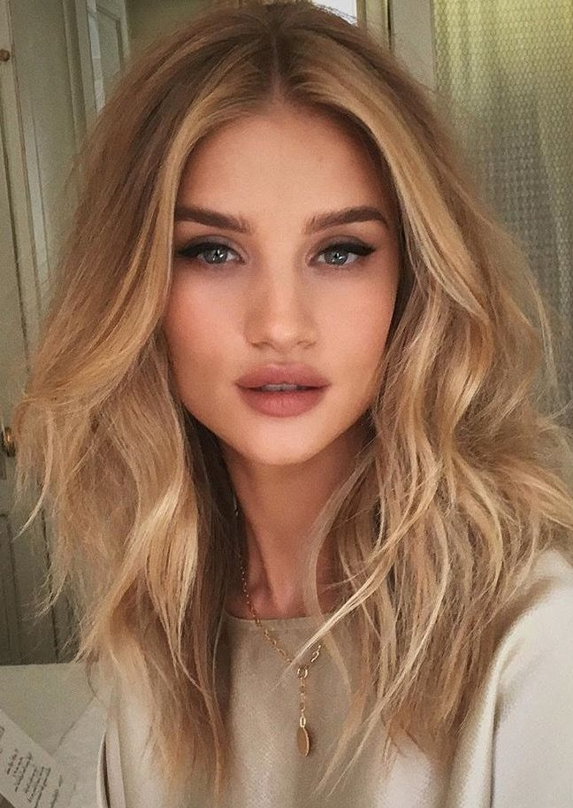 37 Cream Blonde Hair Color Ideas for This Spring 2019 ...
