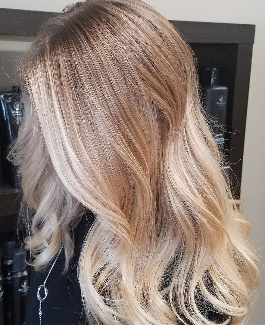 38 Bright Blonde Hair Color Ideas for This Spring 2019