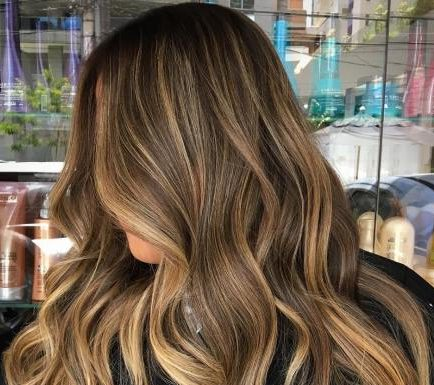 17 Golden Brown Hair Colour Ideas - The Best Brunette Hair Colour Shades