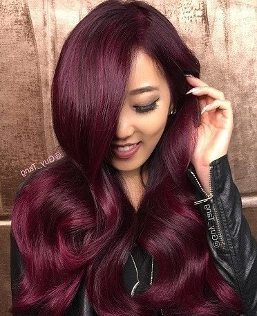 25 best mahogany hair color ideas 2019  hair colour style